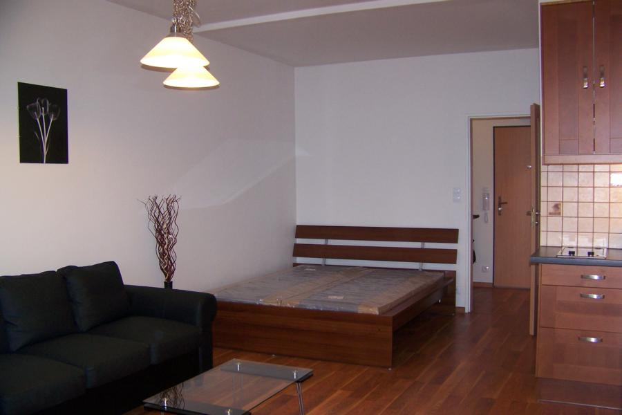 Furnish Studio Apartment prague accommodation - furnished studio apartment